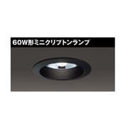 ID-7364MS(K) [ダウンライト SGⅠ形・浅形 60W形 ブラック]
