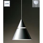 LU516 [LUKE(ルーケ) Comfortペンダントライト・シルバー/艶 引掛シーリング式]