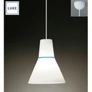 LU534 [LUKE(ルーケ) Flareペンダントライト・ブルーリング large size・引掛シーリング式]