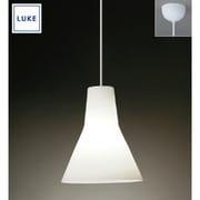 LU537 [LUKE(ルーケ) Flareペンダントライト・リングなし large size・引掛シーリング式]