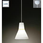 LU544 [LUKE(ルーケ) Flareペンダントライト・イエローリング small size・引掛シーリング式]