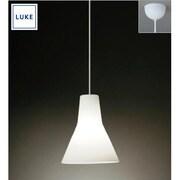 LU545 [LUKE(ルーケ) Flareペンダントライト・リングなし small size・引掛シーリング式]