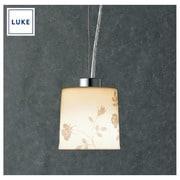 LU584 [LUKE(ルーケ) 淡彩薔薇-たんさいばら・ペンダント 引掛シーリング式(丸型)]