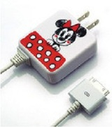 RX-DNYAC545MNE [iPhone/iPod用AC充電器 ミニーマウス]