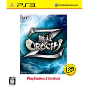 無双OROCHI Z PlayStation3 the Best [PS3ソフト]