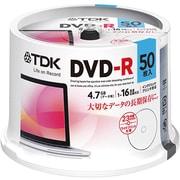 DR47PWC50PUE [データ用 DVD-R 4.7GB 16倍速対応 インクジェットプリンタ対応ホワイトワイドレーベル スピンドルケース 50枚入り]