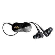 MDR-NWBT10N B [Bluetooth対応ウォークマン対応 ワイヤレスヘッドホン ブラック]