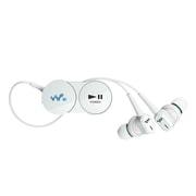 MDR-NWBT10N W [Bluetooth対応ウォークマン対応 ワイヤレスヘッドホン ホワイト]