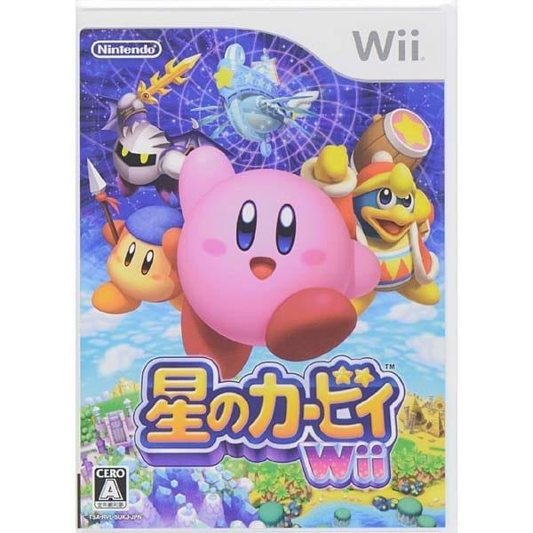 星のカービィ Wii [Wiiソフト]