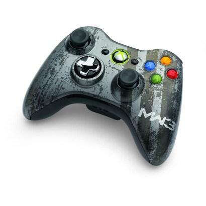 XB360 ワイヤレスコントローラーCoD3 43G-00018 [Xbox360用]