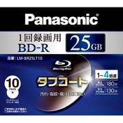 LM-BR25LT10 [録画用BD-R 追記型 1-4倍速 片面1層 25GB 10枚 インクジェットプリンター対応]