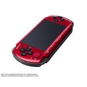 PSP 「プレイステーション・ポータブル」(PSP-3000)バリューパック レッド/ブラック PSPJ-30026 [PSP本体]