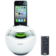 SRS-GV20IP W [iPod/iPhoneドックスピーカー ホワイト]
