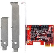 SATA3RI2-PCIe [SATA3を2ポート増設するPCI-Express x1ボード]