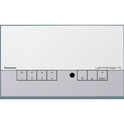 NQ28641 [壁埋込型 ライトマネージャーS (調光器部内蔵タイプ) 記憶式4回路(親機)]
