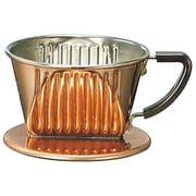 101 CU [銅製コーヒードリッパー 1~2人用]