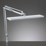 Z-80W [LED Z-LIGHT ショートアームスタンド ホワイト (白熱灯150W相当)]