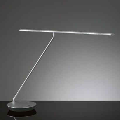 Z-6600SL [LED Z-LIGHT スタンド シルバー (白熱灯60W相当)]