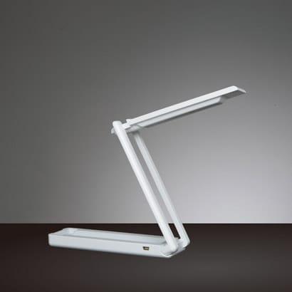 ZM-014W [LED コンパクトスタンドライト ホワイト (白熱灯25W相当)]