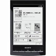 PRS-T1 B [Reader<リーダー> 6型 電子書籍リーダー ブラック Wi-Fiモデル]
