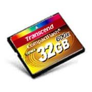 TS32GCF600 [600倍速CFカード 32GB]