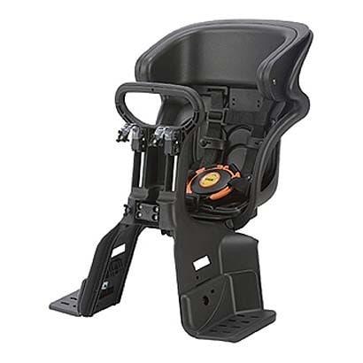 FBC-011DX3 [チャイルドシート ヘッドレスト付コンフォート前子供のせ ブラック・ブラック]