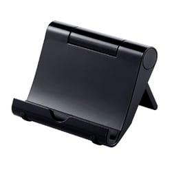 PDA-STN7BK [iPadスタンド ブラック]