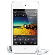 iPod touch 32GB ホワイト 第4世代 [MD058J/A]
