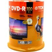 DR120DALC100PUE [録画用DVD-R 120分 1-16倍速 CPRM対応 100枚]