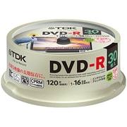 DR120DPWC30PUE [録画用DVD-R 120分 1-16倍速 CPRM対応 インクジェットプリンタ対応 30枚]