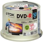 DR120DPWC50PUE [録画用DVD-R 120分 1-16倍速 CPRM対応 インクジェットプリンタ対応 50枚]