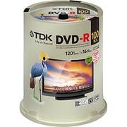 DR120DPWC100PUE [録画用DVD-R 120分 1-16倍速 CPRM対応 100枚]