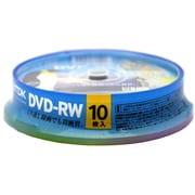DRW120DMA10PUE [録画用DVD-RW 120分 1-2倍速 CPRM対応 10枚]