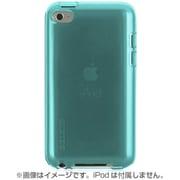 F8W013ebC02 [iPod touch 5G対応 クリアグリップビューTPUケース ブルー]