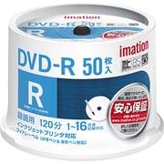 DVDR120PWBC50SAIM [録画用DVD-R 120分 16倍速 CPRM対応 インクジェットブリンタ対応 50枚パック]