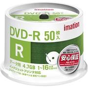 DVDR4.7PWB50SAIM [データ用DVD-R 4.7GB 16倍速 インクジェットブリンタ対応 50枚パック]
