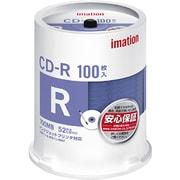 CDR80PWB100SAIM [データ用CD-R 700MB 52倍速 インクジェットブリンタ対応 100枚パック]