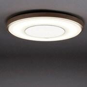 AC-60095 [LEDシーリングライト(~8畳) 昼白色~電球色 調色・調光機能搭載 リモコンあり ダークウッド]