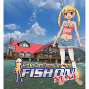 Let's try Bass Fishing FISH ON NEXT [PS Vitaソフト]