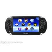 PlayStation Vita 3G/Wi-Fiモデル クリスタル・ブラック 本体 初回限定版 PCH-1100 AA01