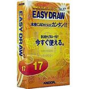 EASY DRAW Ver.17 [CADソフト]