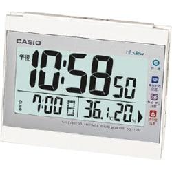 6e3c566f3a ヨドバシ.com - カシオ CASIO DQL-120J-7JF [温度・湿度計付き電波時計 ...