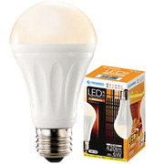 LDA6L-H-11 [LED電球 E26口金 電球色相当 420lm]