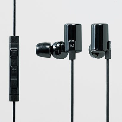 LBT-AVHP06BK [Bluetoothステレオイヤホン ブラック]