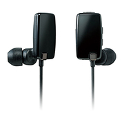 LBT-MPHP05BK [Bluetooth 2.1+EDR対応ステレオイヤホン 携帯電話向けモデル USB充電ケーブル付 ブラック]