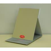 HP-34(SL) [角度調整3段付きメタリックバージョン折立ミラー M シルバー]