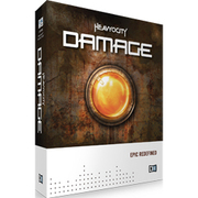 DAMAGE [パーカッション音源]