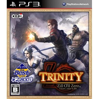 コーエーテクモ the Best TRINITY Zill O'll Zero [PS3ソフト]