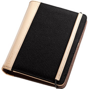 PDA-EDCT2BK [電子辞書ケース 手帳タイプ ブラック]