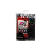 "RA-SC453R [第4世代iPod touch用シリコンケース+ケーブルワインダー ""SILICONE CASE+CABLE WINDER"" レッド]"